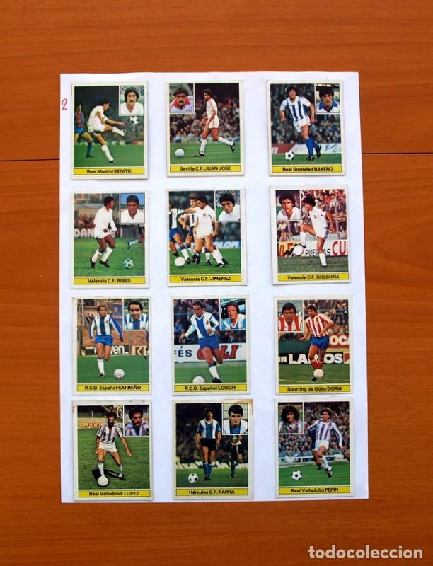 Álbum de fútbol completo: Album Liga 81-82, 1981-1982 -Ed. Este - Completo, mas 36 cromos que van aparte, ver fotos interiores - Foto 31 - 86647900