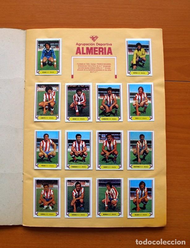 Álbum de fútbol completo: Álbum Campeonato, Liga 80-81, 1980-1981 - Ediciones Este - Completo - Ver fotos en el interior - Foto 3 - 86730280