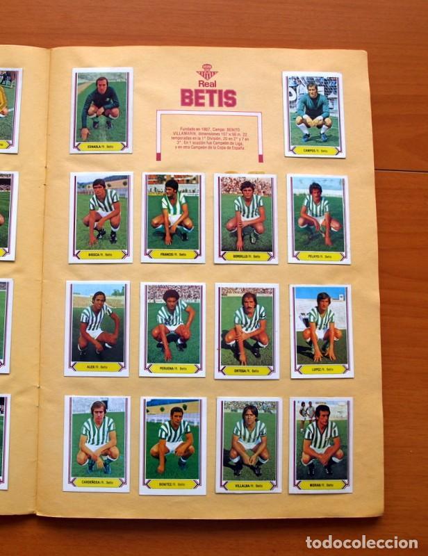 Álbum de fútbol completo: Álbum Campeonato, Liga 80-81, 1980-1981 - Ediciones Este - Completo - Ver fotos en el interior - Foto 5 - 86730280