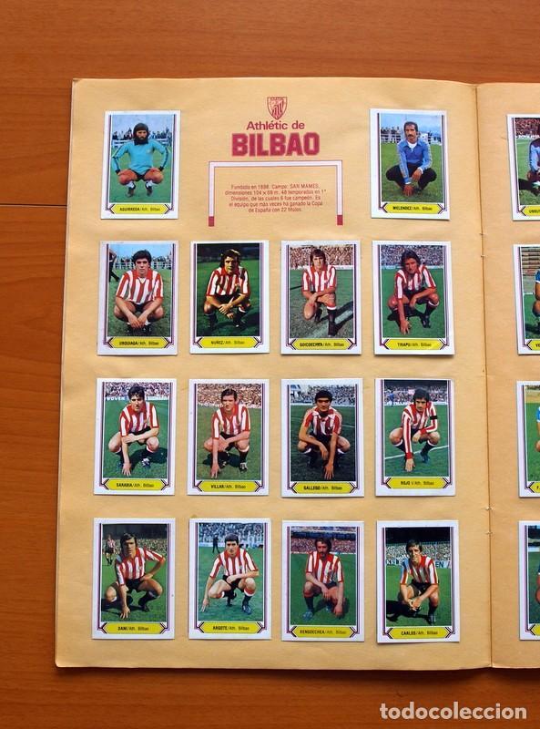 Álbum de fútbol completo: Álbum Campeonato, Liga 80-81, 1980-1981 - Ediciones Este - Completo - Ver fotos en el interior - Foto 6 - 86730280
