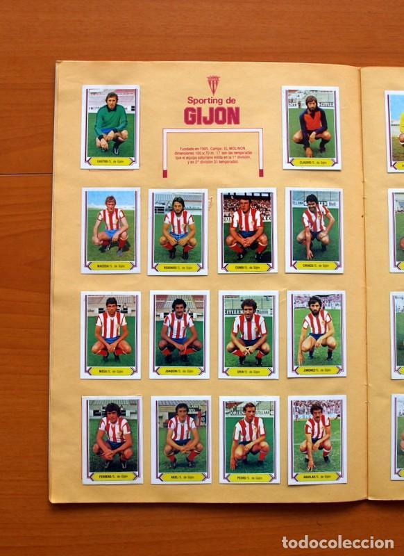 Álbum de fútbol completo: Álbum Campeonato, Liga 80-81, 1980-1981 - Ediciones Este - Completo - Ver fotos en el interior - Foto 8 - 86730280