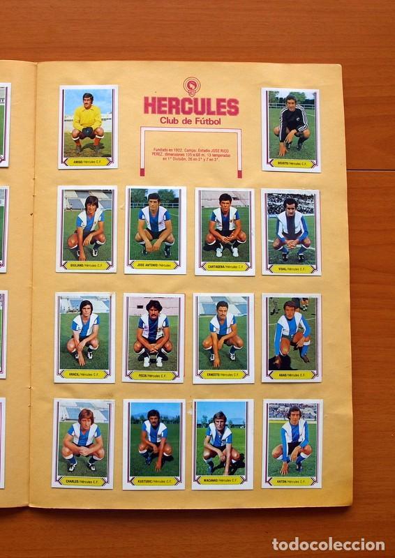 Álbum de fútbol completo: Álbum Campeonato, Liga 80-81, 1980-1981 - Ediciones Este - Completo - Ver fotos en el interior - Foto 9 - 86730280
