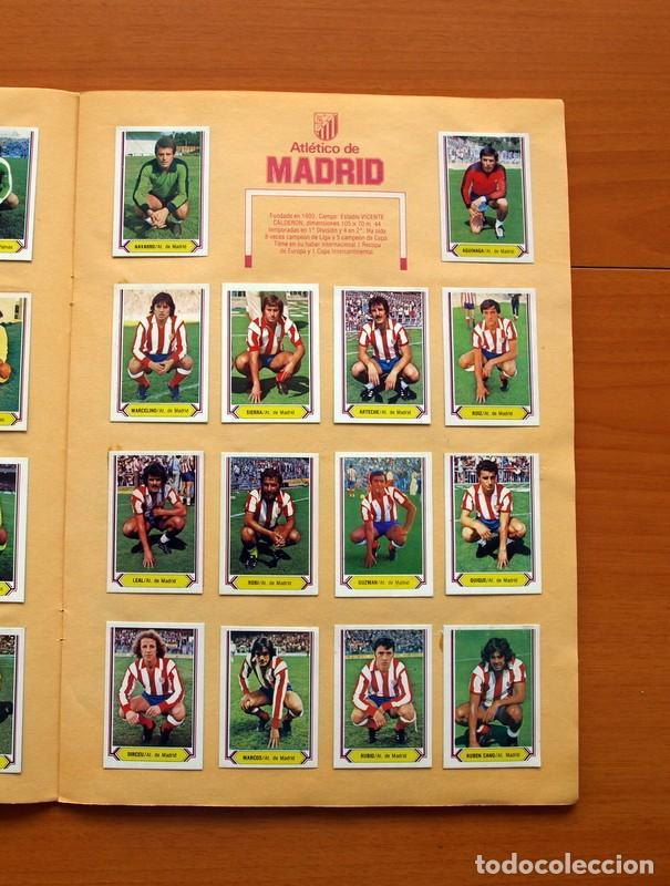 Álbum de fútbol completo: Álbum Campeonato, Liga 80-81, 1980-1981 - Ediciones Este - Completo - Ver fotos en el interior - Foto 11 - 86730280