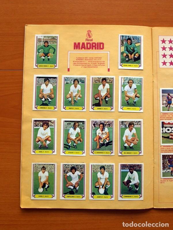 Álbum de fútbol completo: Álbum Campeonato, Liga 80-81, 1980-1981 - Ediciones Este - Completo - Ver fotos en el interior - Foto 12 - 86730280
