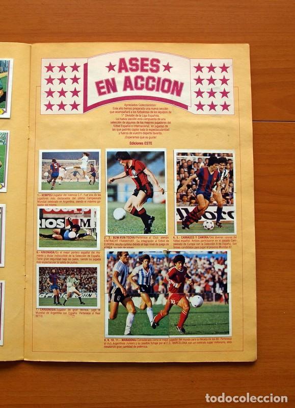Álbum de fútbol completo: Álbum Campeonato, Liga 80-81, 1980-1981 - Ediciones Este - Completo - Ver fotos en el interior - Foto 13 - 86730280