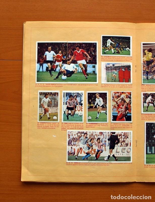 Álbum de fútbol completo: Álbum Campeonato, Liga 80-81, 1980-1981 - Ediciones Este - Completo - Ver fotos en el interior - Foto 14 - 86730280