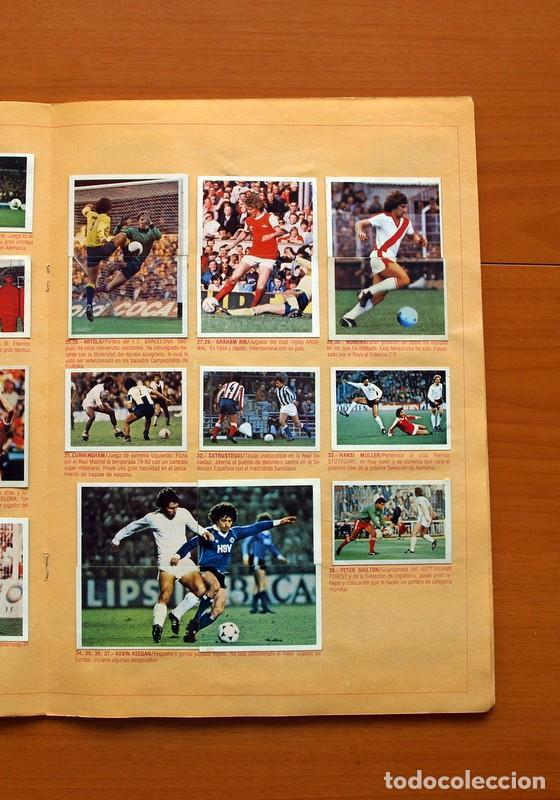 Álbum de fútbol completo: Álbum Campeonato, Liga 80-81, 1980-1981 - Ediciones Este - Completo - Ver fotos en el interior - Foto 15 - 86730280