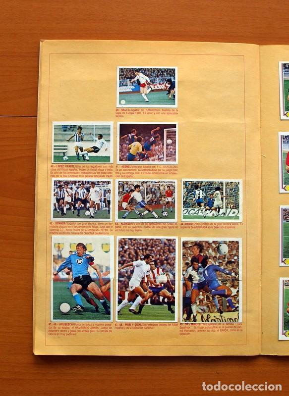 Álbum de fútbol completo: Álbum Campeonato, Liga 80-81, 1980-1981 - Ediciones Este - Completo - Ver fotos en el interior - Foto 16 - 86730280