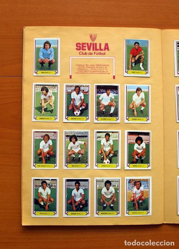 Álbum de fútbol completo: Álbum Campeonato, Liga 80-81, 1980-1981 - Ediciones Este - Completo - Ver fotos en el interior - Foto 20 - 86730280