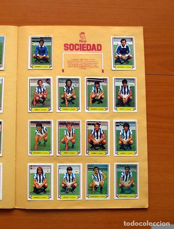 Álbum de fútbol completo: Álbum Campeonato, Liga 80-81, 1980-1981 - Ediciones Este - Completo - Ver fotos en el interior - Foto 21 - 86730280