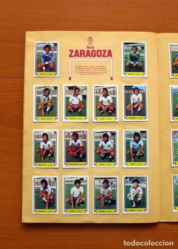 Álbum de fútbol completo: Álbum Campeonato, Liga 80-81, 1980-1981 - Ediciones Este - Completo - Ver fotos en el interior - Foto 24 - 86730280