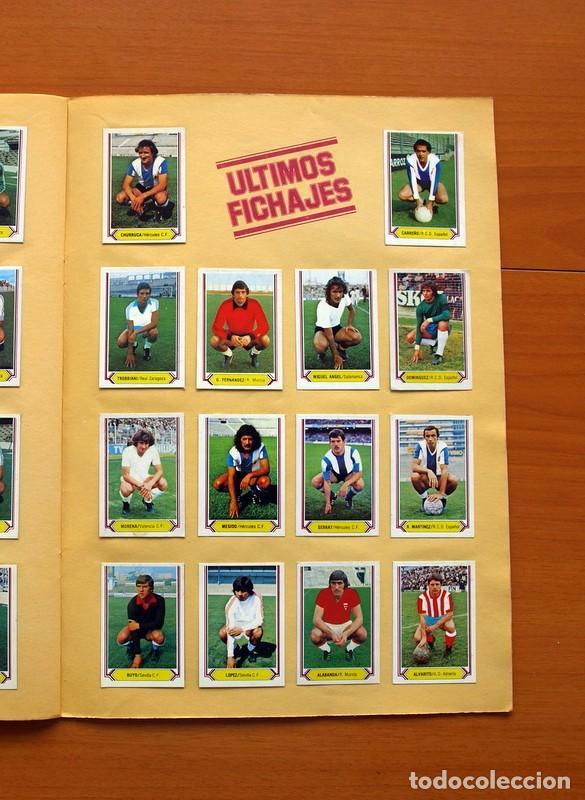 Álbum de fútbol completo: Álbum Campeonato, Liga 80-81, 1980-1981 - Ediciones Este - Completo - Ver fotos en el interior - Foto 25 - 86730280