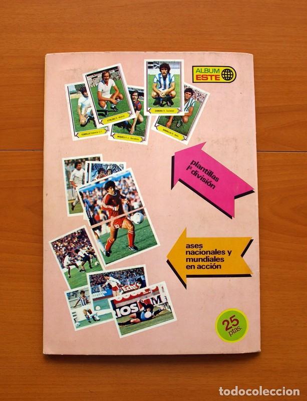 Álbum de fútbol completo: Álbum Campeonato, Liga 80-81, 1980-1981 - Ediciones Este - Completo - Ver fotos en el interior - Foto 28 - 86730280