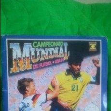 Álbum de fútbol completo: ALBUM MUNDIAL USA'94.EDICIONES ESTADIO.FALTAN 3 CROMOS.. Lote 87022232