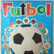 Álbum de fútbol completo: ALBUM FUTBOL, CAMPEONATO LIGA 1975-76, 75-76 MAGA , COMPLETO, CROMOS TROQUELADOS AUTOADHESIVOS, H. Lote 87068612