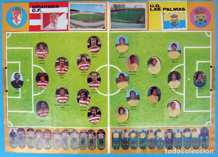 Álbum de fútbol completo: ALBUM FUTBOL, CAMPEONATO LIGA 1975-76, 75-76 MAGA , COMPLETO, CROMOS TROQUELADOS AUTOADHESIVOS, H - Foto 9 - 87068612