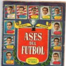 Álbum de fútbol completo: ALBUM ASES DEL FUTBOL,1952-53, DE BRUGUERA. Lote 87070308