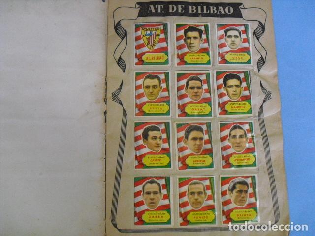 Álbum de fútbol completo: album ases del futbol,1952-53, de bruguera - Foto 2 - 87070308