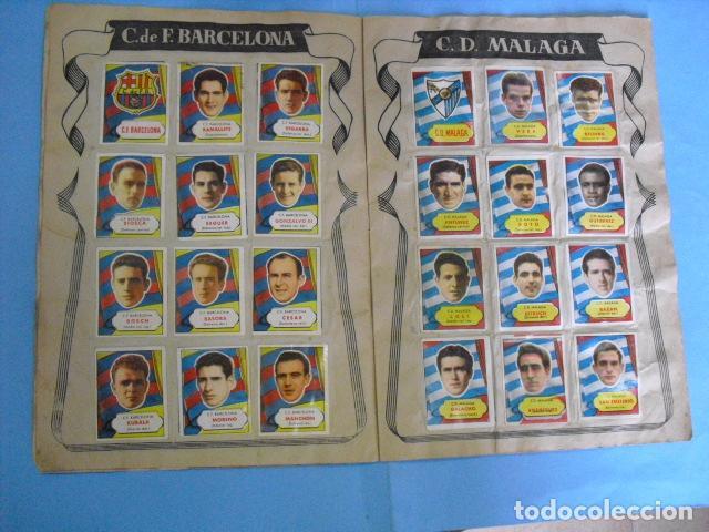 Álbum de fútbol completo: album ases del futbol,1952-53, de bruguera - Foto 3 - 87070308