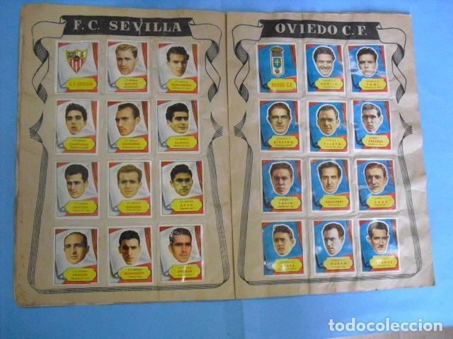 Álbum de fútbol completo: album ases del futbol,1952-53, de bruguera - Foto 4 - 87070308