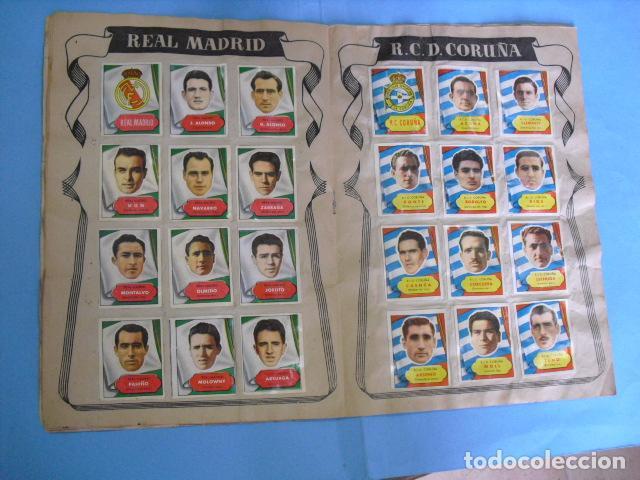 Álbum de fútbol completo: album ases del futbol,1952-53, de bruguera - Foto 5 - 87070308