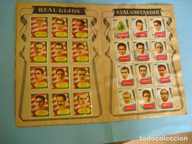 Álbum de fútbol completo: album ases del futbol,1952-53, de bruguera - Foto 6 - 87070308