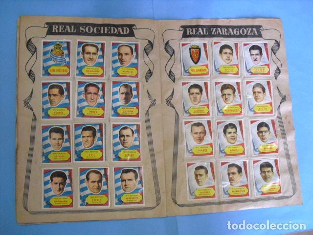 Álbum de fútbol completo: album ases del futbol,1952-53, de bruguera - Foto 7 - 87070308