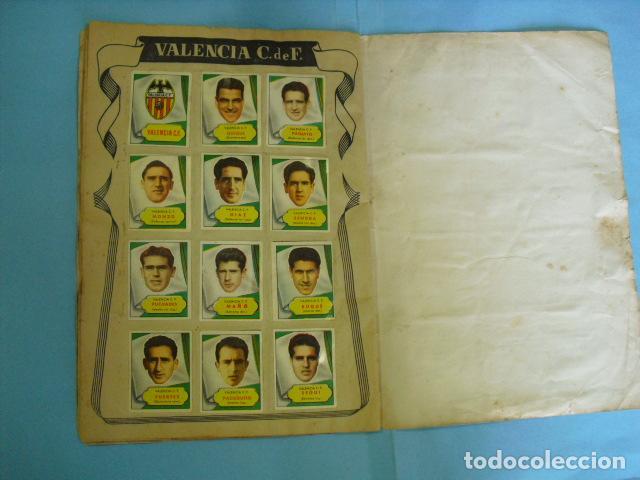 Álbum de fútbol completo: album ases del futbol,1952-53, de bruguera - Foto 8 - 87070308