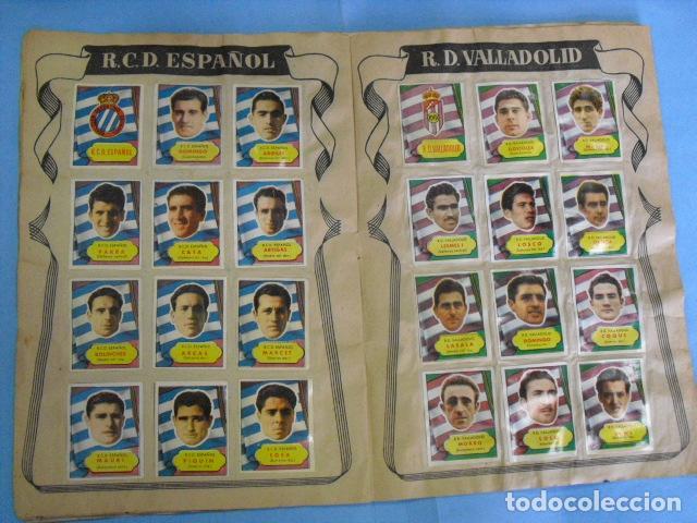 Álbum de fútbol completo: album ases del futbol,1952-53, de bruguera - Foto 10 - 87070308