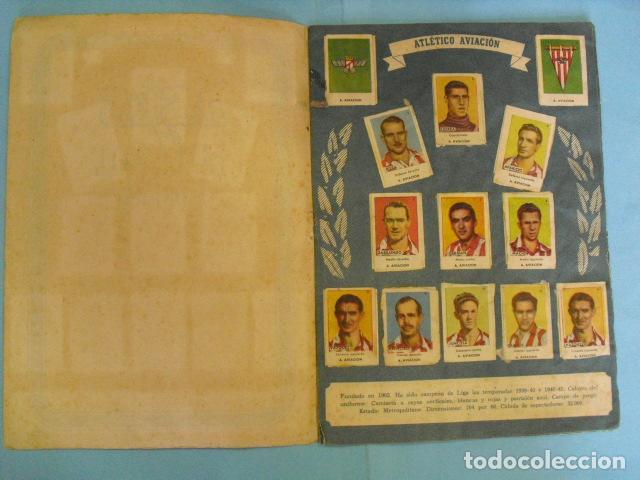 Álbum de fútbol completo: album, ases del futbol,1944-45, de bruguera, - Foto 2 - 87071316