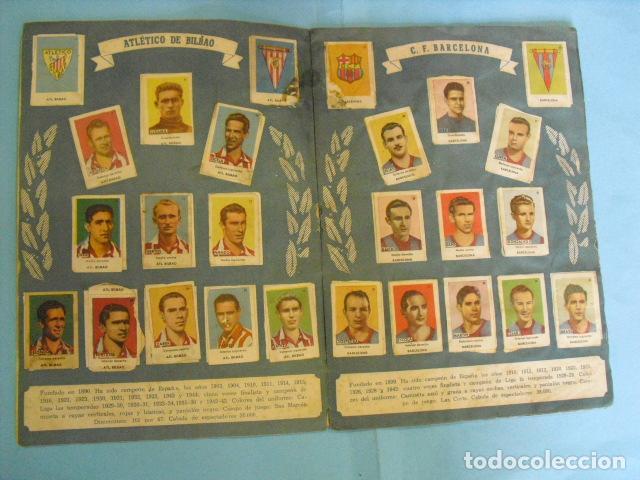 Álbum de fútbol completo: album, ases del futbol,1944-45, de bruguera, - Foto 3 - 87071316