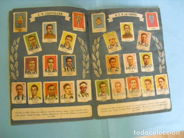 Álbum de fútbol completo: album, ases del futbol,1944-45, de bruguera, - Foto 4 - 87071316