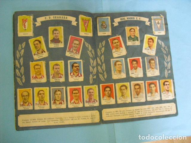 Álbum de fútbol completo: album, ases del futbol,1944-45, de bruguera, - Foto 6 - 87071316