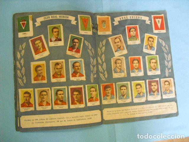 Álbum de fútbol completo: album, ases del futbol,1944-45, de bruguera, - Foto 7 - 87071316