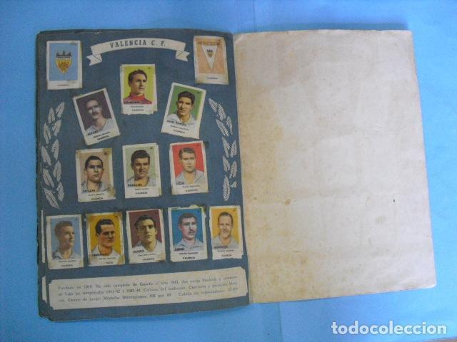 Álbum de fútbol completo: album, ases del futbol,1944-45, de bruguera, - Foto 9 - 87071316