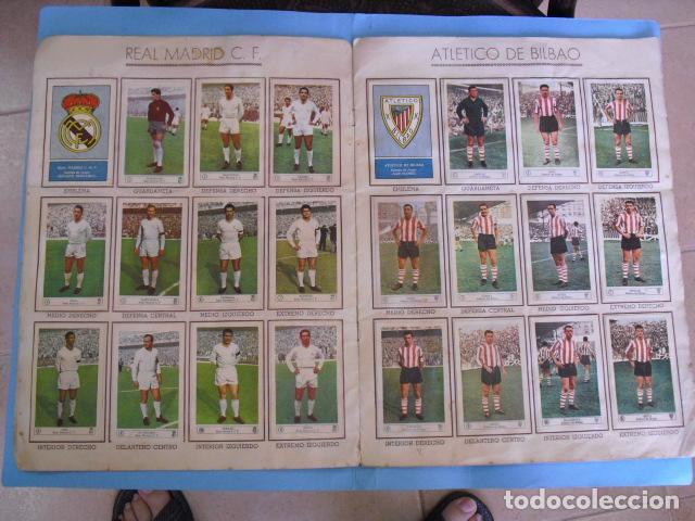 Álbum de fútbol completo: album, futbol campeonato 1959-1960, de ferca - Foto 3 - 87158668