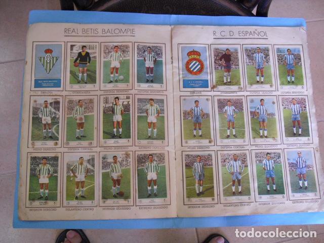 Álbum de fútbol completo: album, futbol campeonato 1959-1960, de ferca - Foto 5 - 87158668