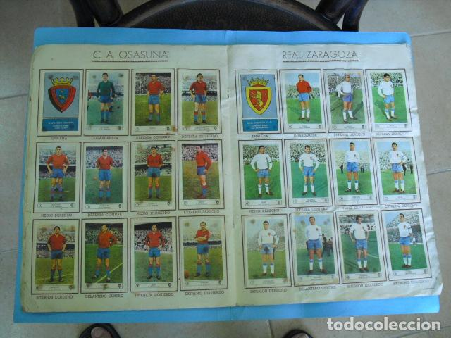 Álbum de fútbol completo: album, futbol campeonato 1959-1960, de ferca - Foto 6 - 87158668