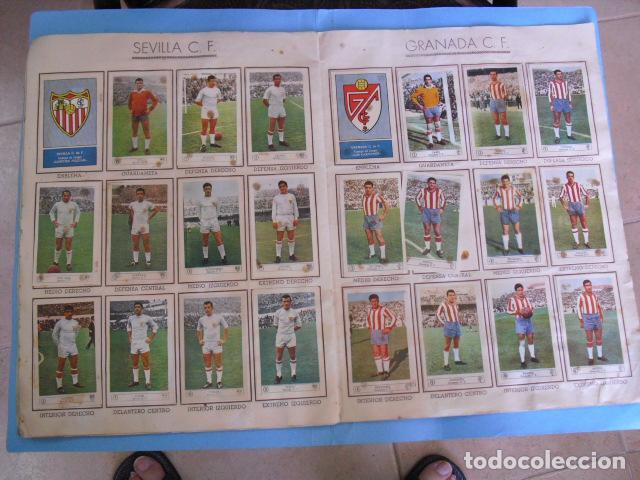 Álbum de fútbol completo: album, futbol campeonato 1959-1960, de ferca - Foto 8 - 87158668