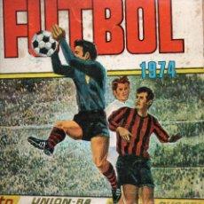 Álbum de fútbol completo: ALBUM, FUTBOL 1974, TEMPORADA 1973 -74,DE RUIZ ROMERO . Lote 87215288