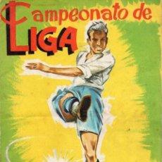 Álbum de fútbol completo: ALBUM, CAMPEONATO DE LIGA 1961 - 62, EXCLUSIVAS DISGRA,. Lote 87243580