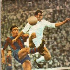 Álbum de fútbol completo: ALBUM,CAMPEONATO DE LIGA 1965 - 1966, DE EXCLUSIVAS DISGRA,. Lote 87244828