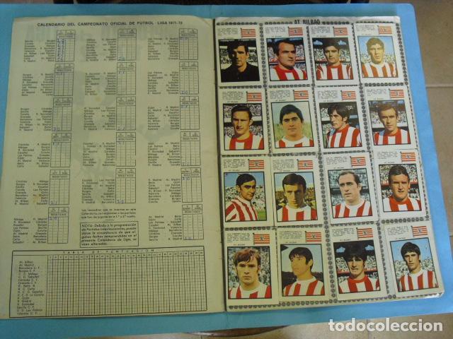 Álbum de fútbol completo: album campeonato de liga 1971 - 72, de DISGRA - Foto 2 - 87402048