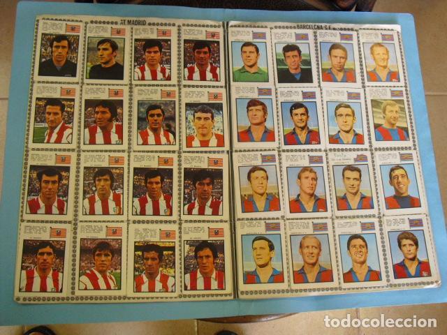Álbum de fútbol completo: album campeonato de liga 1971 - 72, de DISGRA - Foto 3 - 87402048