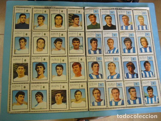 Álbum de fútbol completo: album campeonato de liga 1971 - 72, de DISGRA - Foto 4 - 87402048