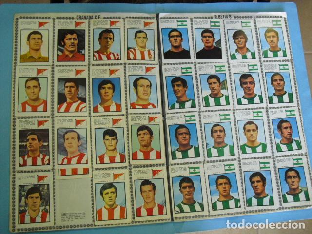 Álbum de fútbol completo: album campeonato de liga 1971 - 72, de DISGRA - Foto 6 - 87402048