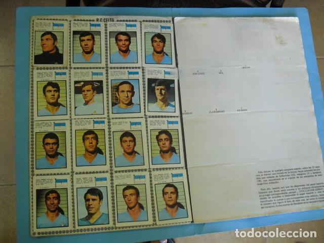 Álbum de fútbol completo: album campeonato de liga 1971 - 72, de DISGRA - Foto 7 - 87402048
