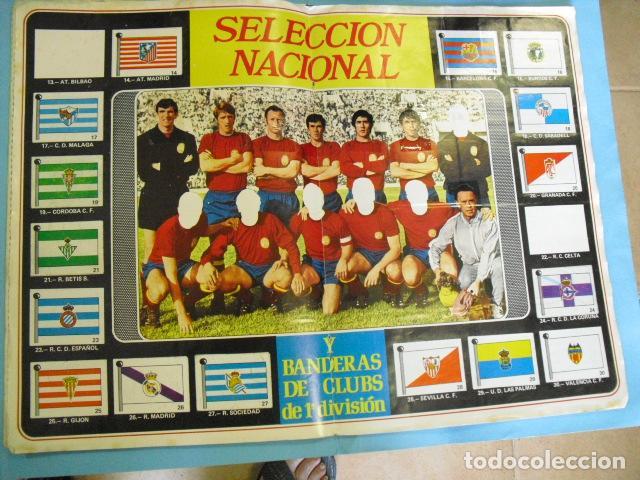 Álbum de fútbol completo: album campeonato de liga 1971 - 72, de DISGRA - Foto 8 - 87402048