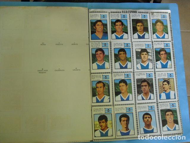 Álbum de fútbol completo: album campeonato de liga 1971 - 72, de DISGRA - Foto 9 - 87402048