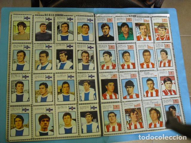 Álbum de fútbol completo: album campeonato de liga 1971 - 72, de DISGRA - Foto 10 - 87402048